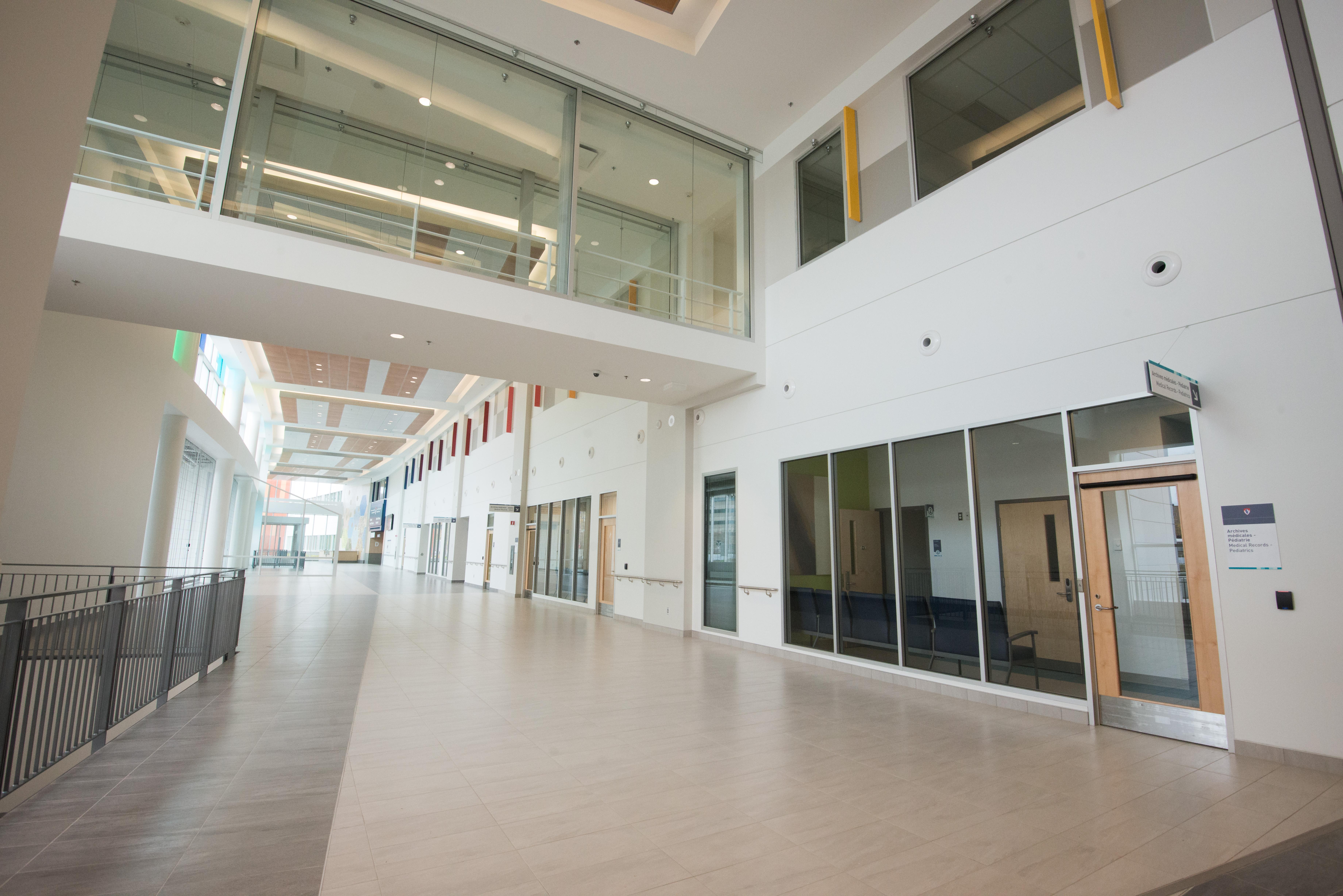 Glen Mcgill University Health Centre
