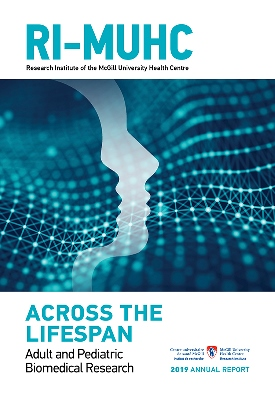 2019 annual Report of the Research Institute of the MUHC