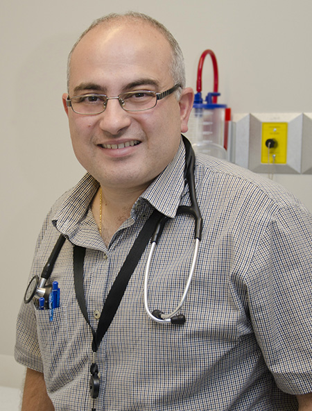 Dr. Peter Ghali, Program Director for Hepatology and Liver Transplantation at the MUHC.
