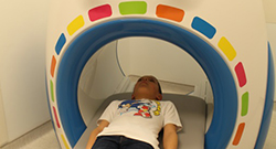 MRI simulator helps decrease the need for sedation in young children