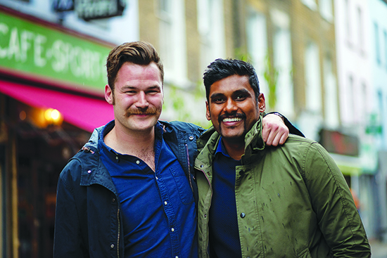 Movember: Don't Stay Silent on Mental Health