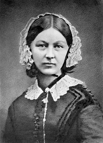 Florence Nightingale May 12, 1820 - August 13, 1910