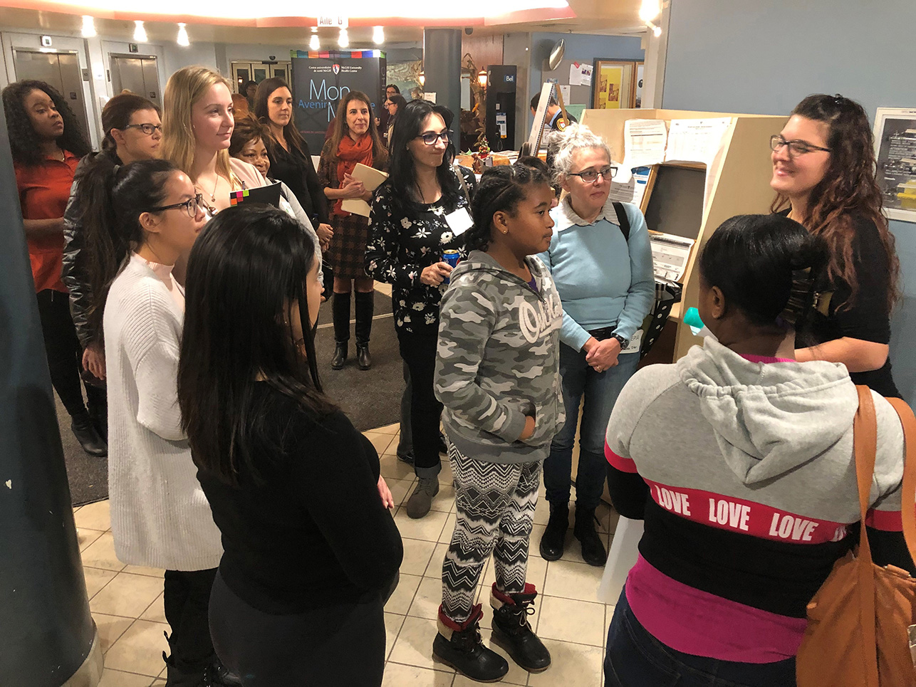 Lachine Hospital opens its doors to new talent