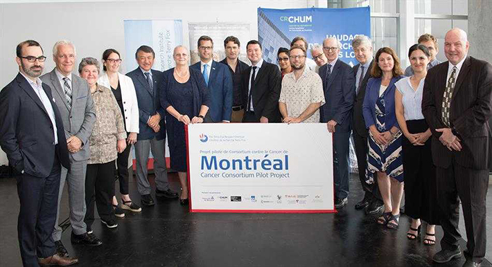 Montreal hospitals, research centres team up against cancer