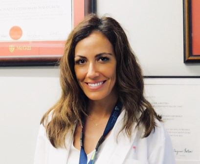 Dr. Dayan, clinician-scientist, Research Institute of the MUHC
