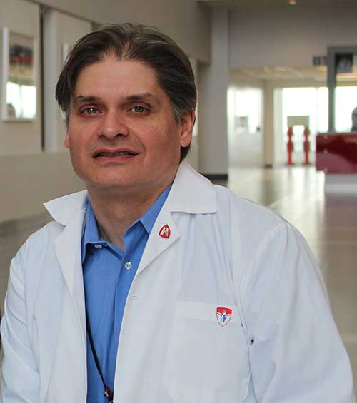 Dr. George Zogopoulos, MUHC surgeon and investigator