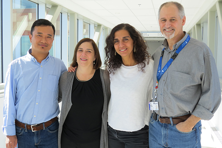 Scientific breakthrough: promising new target for immunotherapy | McGill University Health Centre
