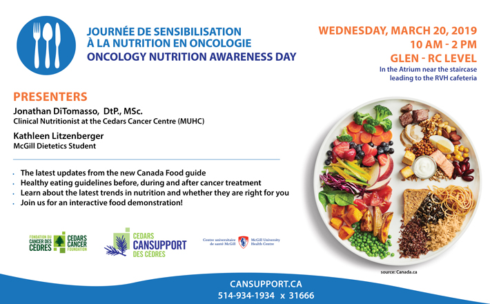 Oncology Nutrition Awareness Day