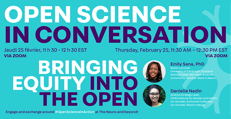 Open Science in Conversation: Bringing Equity into the Open